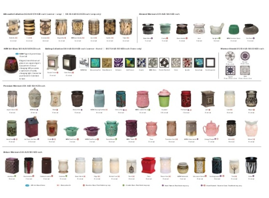 scentsy Fall winter 2015 catalogue