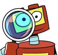 cropped lens bot