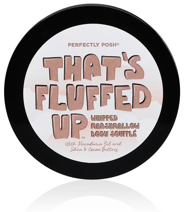 Perfectly Posh Fluffed Up