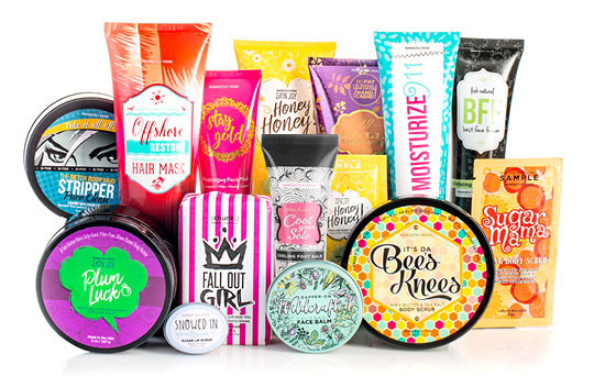 Perfectly Posh September Starter Kit