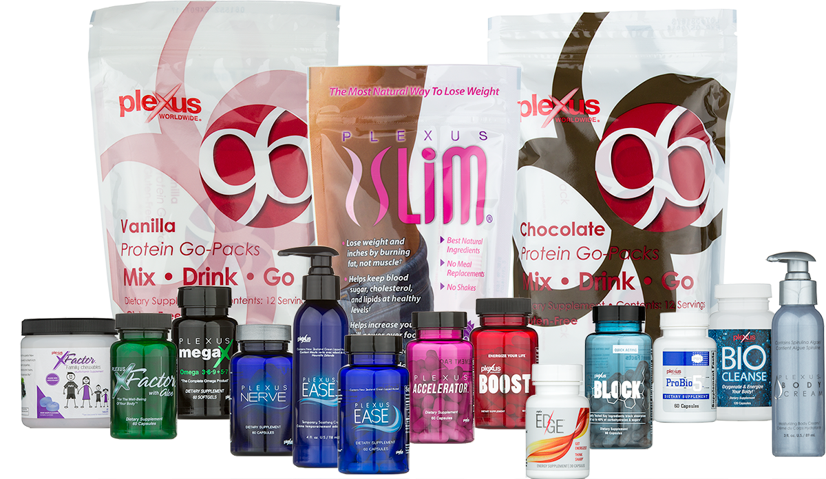 plexus-all-products