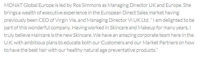 ros simmons