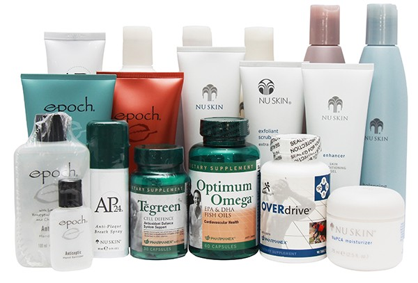 Nu SKin Products 2