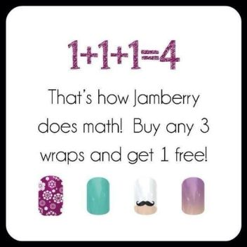 Jamberry Maths