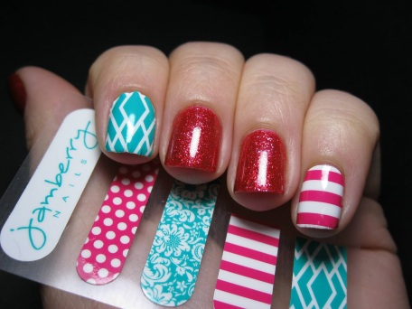Jamberry-Nails - Pintrest