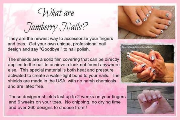 Pinterest What is Jamberry