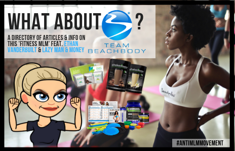 What About Team Beachbody? – The Anti-MLM Coalition
